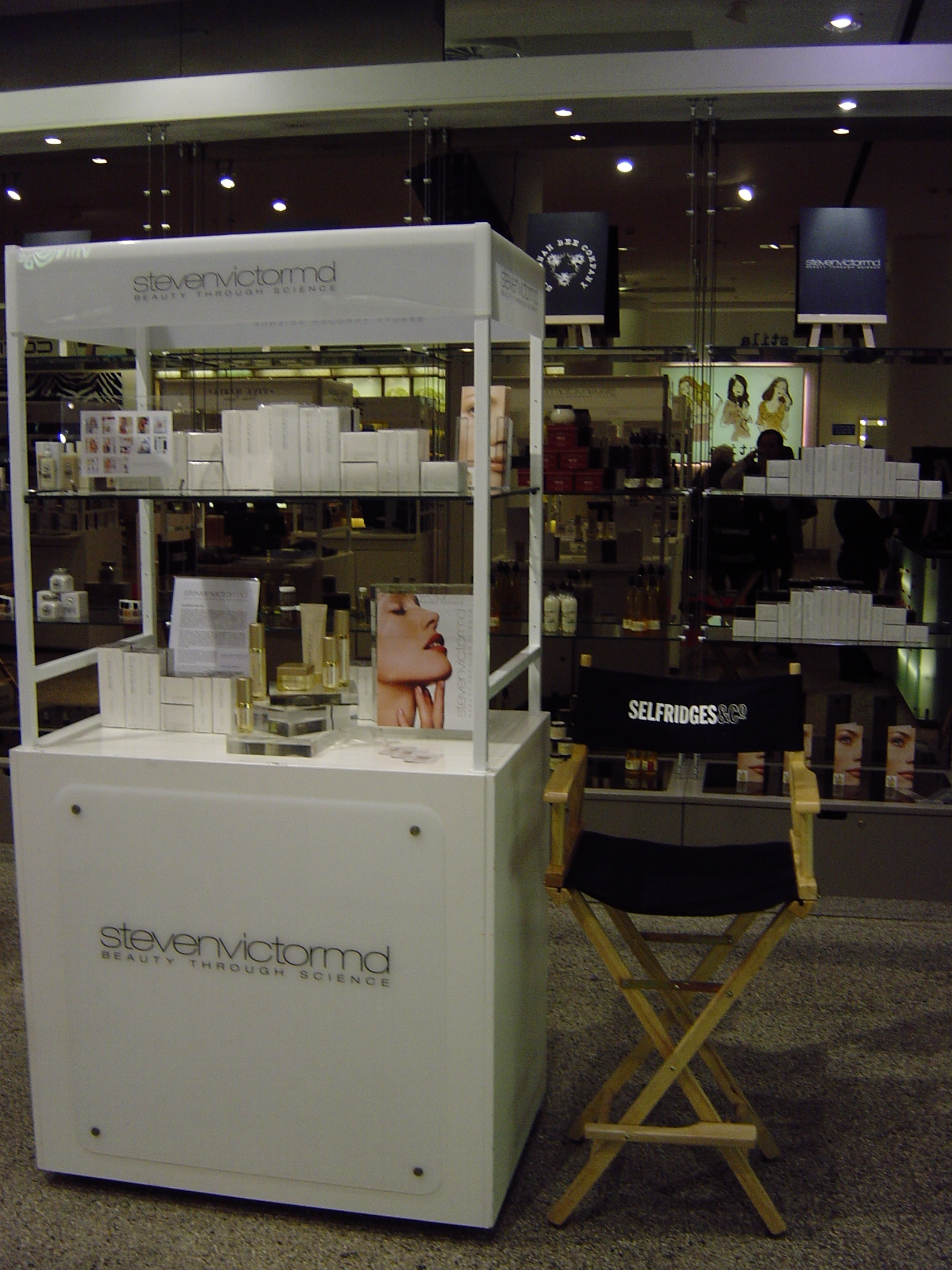 PRODUCTS IN SELFRIDGES OXFORD STREET